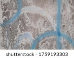 abstract spray color on dirty... | Shutterstock . vector #1759193303