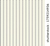 stitched fabric pattern vector... | Shutterstock .eps vector #1759214936