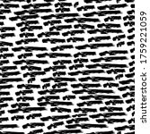 brush stroke seamless pattern... | Shutterstock .eps vector #1759221059