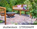 Fantastic Gardens With A Cozy...