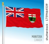 manitoba territories official... | Shutterstock .eps vector #1759464539
