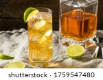 Boozy Whiskey Ginger Ale...