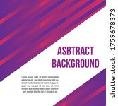 simple modern abstract digital... | Shutterstock .eps vector #1759678373