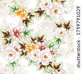 abstract elegance seamless... | Shutterstock .eps vector #1759791029