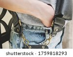 Leather Utility Belt Pouch ...