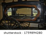 19th Century Wooden Horse Drawn ...
