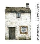 Old Stone British House....