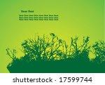 nature background | Shutterstock .eps vector #17599744