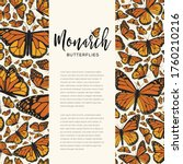 Monarch Butterflies From...