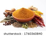 Curry Masala Powder With...