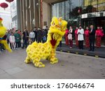 Lion Dance  Take Part In The...