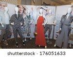 new york  ny   february 10 ... | Shutterstock . vector #176051633