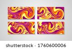 colorful swirling painting...   Shutterstock .eps vector #1760600006
