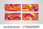 colorful swirling painting...   Shutterstock .eps vector #1760600009