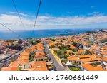 funchal  madeira island ... | Shutterstock . vector #1760661449