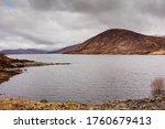 Highland  Scotland. Loch...