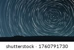 rotation of the constellations... | Shutterstock .eps vector #1760791730