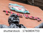 Statue Of Bill Shankly At...