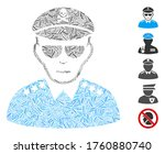 hatch mosaic based on evil army ...   Shutterstock .eps vector #1760880740