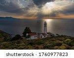 Sarpincik Lighthouse  Which Wa...