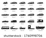 car type and model objects... | Shutterstock .eps vector #1760998706