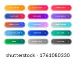 colorful web buttons pack for...