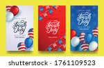 independence day usa sale... | Shutterstock .eps vector #1761109523