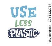 vector lettering illustration... | Shutterstock .eps vector #1761122759