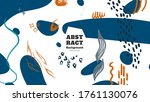 abstract background...   Shutterstock .eps vector #1761130076