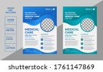 health care cover template... | Shutterstock .eps vector #1761147869