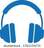 headphone icon  earphone icon... | Shutterstock .eps vector #1761153173