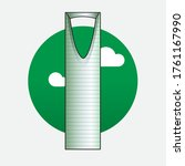 icon symbol of the kingdom... | Shutterstock .eps vector #1761167990