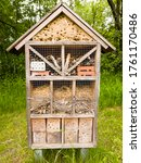 Insect hotel   shelter for...
