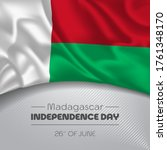 madagascar happy independence...   Shutterstock .eps vector #1761348170