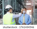 Warehouse Worker Staff Use An...