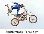 motocross | Shutterstock . vector #1761549