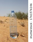Plastic Water Bottle On Hot An...