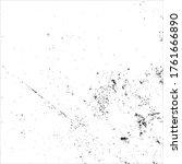 vector grunge black and white... | Shutterstock .eps vector #1761666890