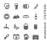 Simple Set Of Beer Related...