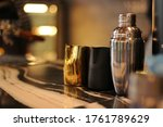 Bar Accessories  Cobbler Shake...