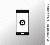 mobile screen mode icon. mobile ...