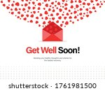 Get Well Soon Greeting Card...
