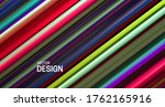 colorful layered surface.... | Shutterstock .eps vector #1762165916