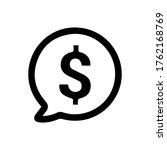 message money  vector best flat ... | Shutterstock .eps vector #1762168769