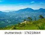 mountain turkish summer... | Shutterstock . vector #176218664