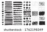 vector hand drawn collection of ... | Shutterstock .eps vector #1762198349