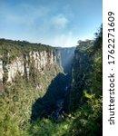 Itaimbezinho Canyon In Naciona...