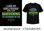 i love my girlfriend more than... | Shutterstock .eps vector #1762284290
