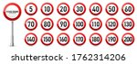 road signs collection. traffic...   Shutterstock .eps vector #1762314206