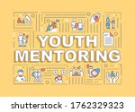 youth mentoring word concepts...